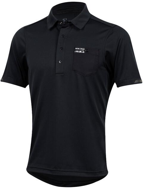PEARL iZUMi Versa Fietsshirt korte mouwen Heren zwart